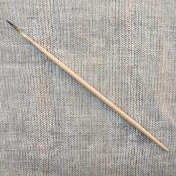 Kielpinsel – Größe 9