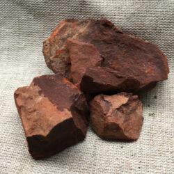 Burgunder Ocker Rot dunkel – Stücke